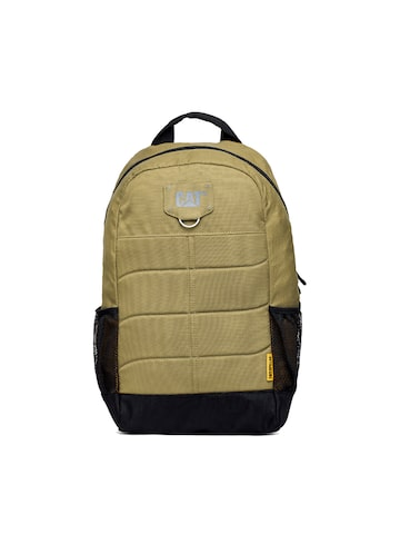ae6fca507220 CAT Unisex Khaki Solid Backpack CAT Backpacks from myntra in Bags