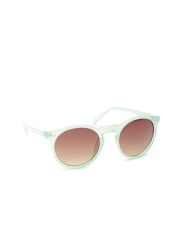 Fastrack Men Round Sunglasses P383BR6 Fastrack Sunglasses at myntra