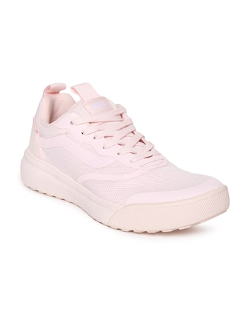 Vans Women Pink Sneakers Vans Casual Shoes at myntra