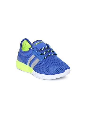 Kittens Boys Blue Sneakers Kittens Casual Shoes at myntra