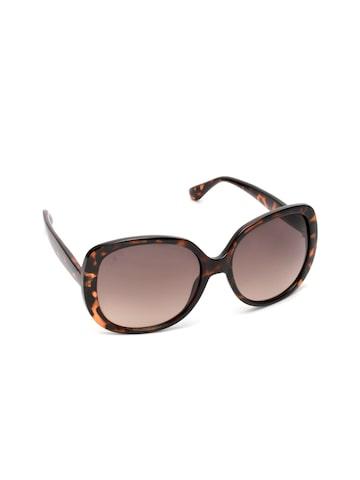 MTV Women Oversized Sunglasses MTV-133-C3 MTV Sunglasses at myntra