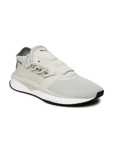Puma Men Grey Sneakers Puma Casual Shoes at myntra