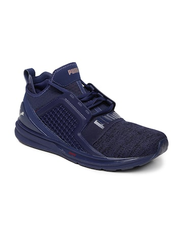 Puma Men Blue Shoes Puma Casual Shoes at myntra