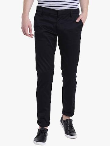 Antony Morato Men Blue Slim Fit Mid-Rise Clean Look Jeans Antony Morato Jeans at myntra