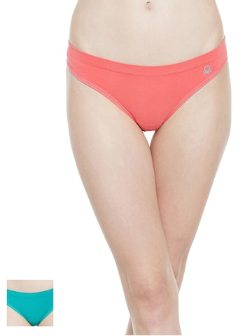 Undercolors of Benetton Pack of 2 Solid Basic Briefs 7911100000278 Undercolors of Benetton Briefs at myntra