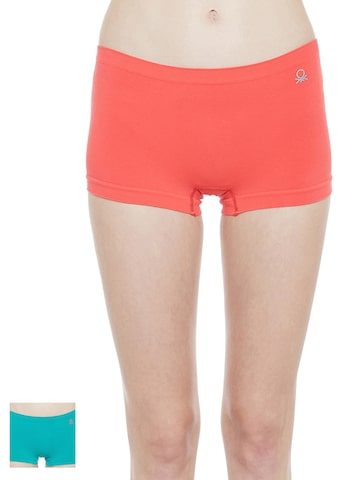Undercolors of Benetton Pack of 2 Solid Hipster Briefs 7911100000292 Undercolors of Benetton Briefs at myntra