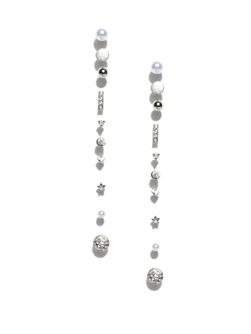 Accessorize Set of 10 Earrings Accessorize Earrings at myntra