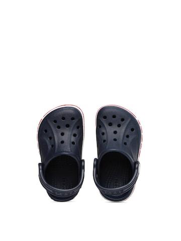 Crocs Unisex Navy Blue Bayaband Solid Clogs Crocs Flip Flops at myntra
