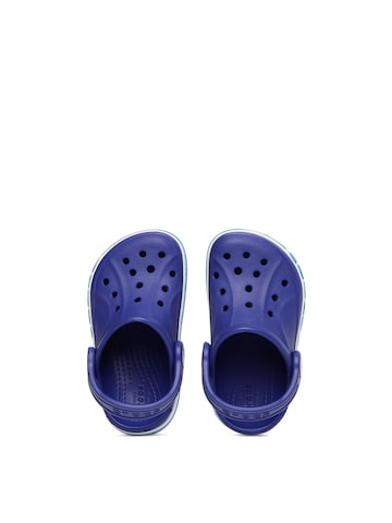 Crocs Unisex Blue Bayaband Solid Clogs Crocs Flip Flops at myntra