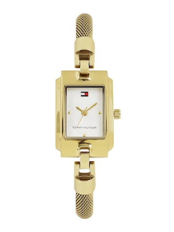 Tommy Hilfiger Women Silver-Toned Analogue Watch NATH1780454J Tommy Hilfiger Watches at myntra