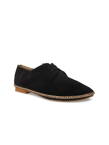 Bruno Manetti Women Black Sneakers Bruno Manetti Casual Shoes at myntra