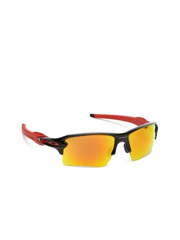 OAKLEY Men Sports Sunglasses OAKLEY Sunglasses at myntra