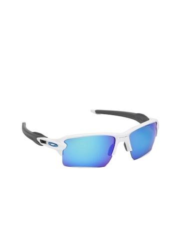 OAKLEY Men Rectangle Sunglasses OAKLEY Sunglasses at myntra