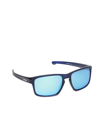 OAKLEY Men Rectangle Sunglasses 0OO926292624557 OAKLEY Sunglasses at myntra