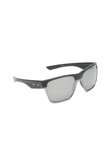 OAKLEY Men Mirrored Square Sunglasses 0OO935093501059-93501059 OAKLEY Sunglasses at myntra