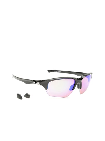 OAKLEY Men Mirrored Sports Sunglasses 0OO936393630464 OAKLEY Sunglasses at myntra