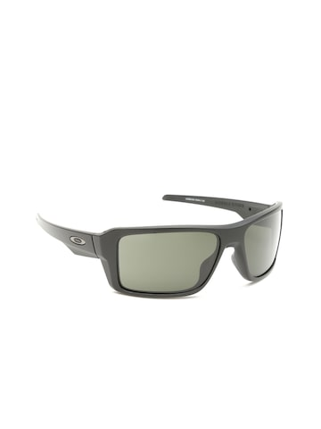 OAKLEY Men Rectangle Sunglasses 0OO938093800166 OAKLEY Sunglasses at myntra