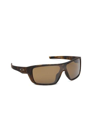 OAKLEY Men Rectangle Sunglasses 0OO941194110727 OAKLEY Sunglasses at myntra