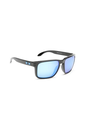 OAKLEY Men Rectangle Sunglasses 0OO941794170359 OAKLEY Sunglasses at myntra