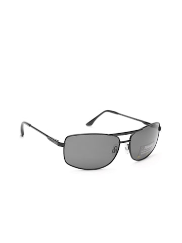 Polaroid Men Polarised Rectangle Sunglasses 2017/S PDE 62Y2 Polaroid Sunglasses at myntra