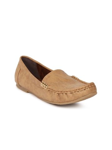 Inc 5 Women Beige Loafers Inc 5 Casual Shoes at myntra