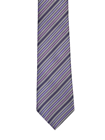 Alvaro Castagnino Multicoloured Striped Broad Tie Alvaro Castagnino Ties at myntra