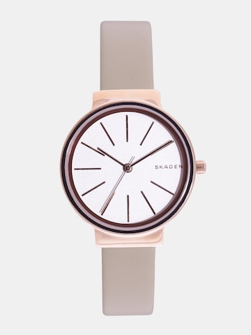 SKAGEN Women Off-White Analogue Watch SKW2481I SKAGEN Watches at myntra