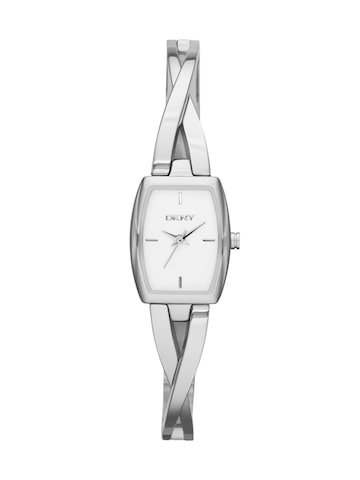 DKNY Women White Analogue Watch NY2234 DKNY Watches at myntra