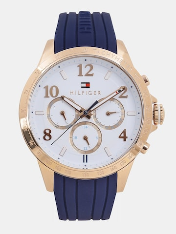 Tommy Hilfiger Women White Multifunction Analogue Watch NTH1781645_BBD Tommy Hilfiger Watches at myntra
