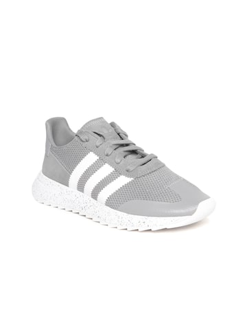 Adidas Originals Women FLB_RUNNER Leather Sneakers Adidas Originals Casual Shoes at myntra