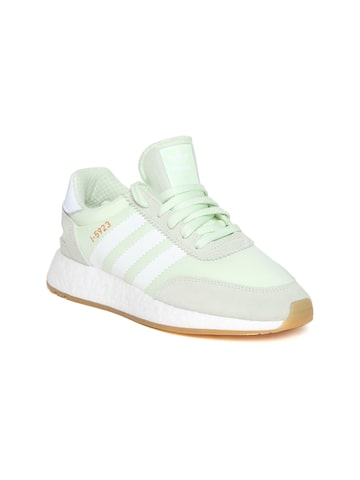 Adidas Originals Women Green Iniki Runner Sneakers Adidas Originals Casual Shoes at myntra