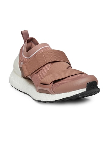 Adidas Women Dusty Pink Ultraboost X Running Shoes Adidas Sports Shoes at myntra