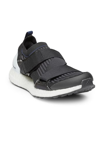 Adidas Women Grey & Black Ultraboost X Running Shoes Adidas Sports Shoes at myntra