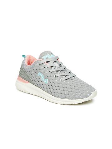 FILA Women Grey Sneakers FILA Casual Shoes at myntra