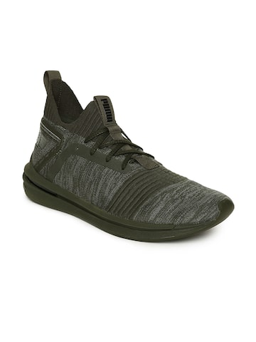 IGNITE Limitless SR evoKNIT Puma Casual Shoes at myntra