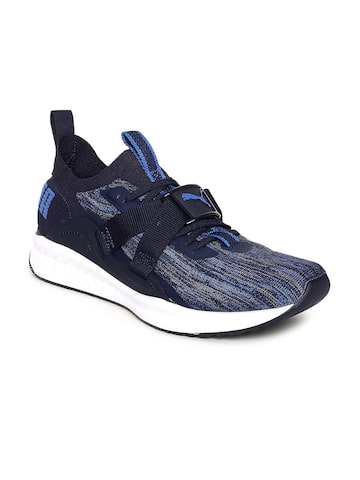 IGNITE evoKNIT Lo 2 Puma Sports Shoes at myntra