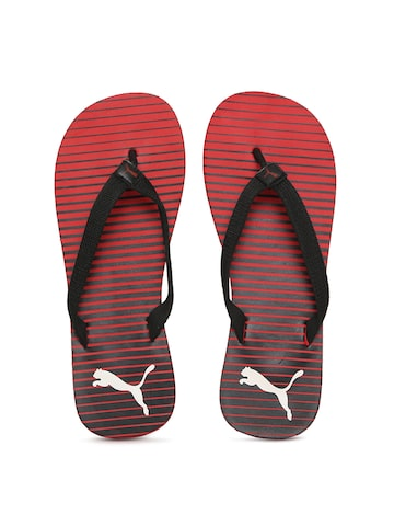 Current Flip IDP Puma Flip Flops at myntra
