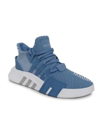 Adidas Originals Women Blue EQT BASK ADV Sneakers Adidas Originals Casual Shoes at myntra