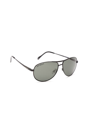 Joe Black Unisex Aviator Sunglasses JB-701-C1 Joe Black Sunglasses at myntra