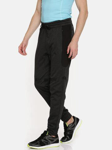 Puma Men Grey Tech Trackster Trackpant Puma Track Pants at myntra