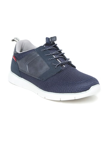 Levis Men Navy Sneakers Levis Casual Shoes at myntra