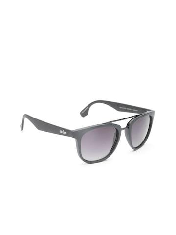 Lee Cooper Unisex Square Sunglasses LC9122SVB BLK Lee Cooper Sunglasses at myntra