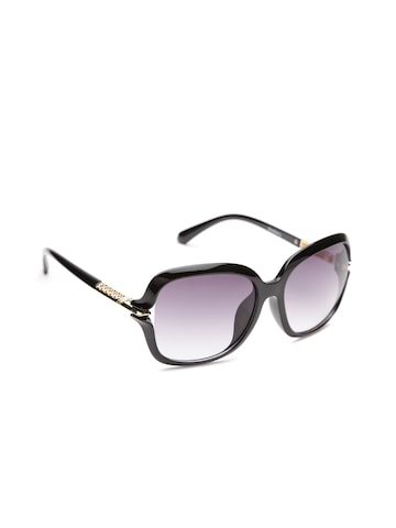 DressBerry Unisex Oversized Sunglasses SUN05133 DressBerry Sunglasses at myntra