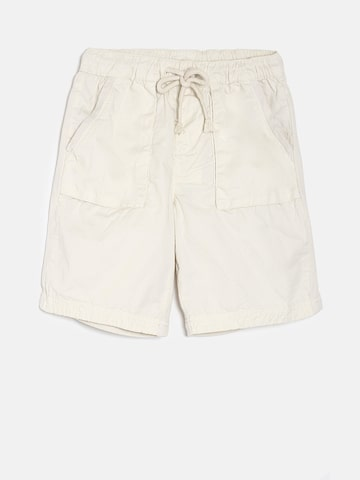 Bossini Boys Beige Solid Regular Fit Shorts Bossini Shorts at myntra