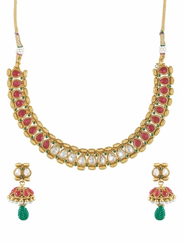 Sia Art Jewellery Women Necklace Sia Art Jewellery Jewellery Set at myntra