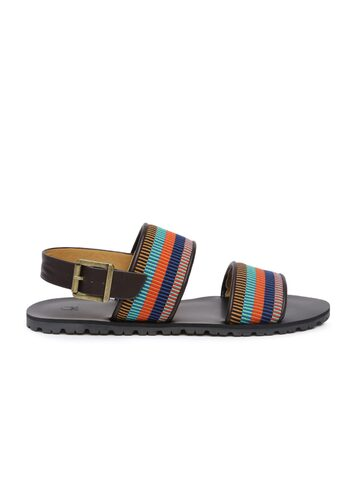 United Colors of Benetton Men Multicoloured Comfort Sandals United Colors of Benetton Sandals at myntra