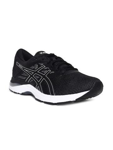 ASICS Men Black GEL-FLUX 5 Running Shoes ASICS Sports Shoes at myntra
