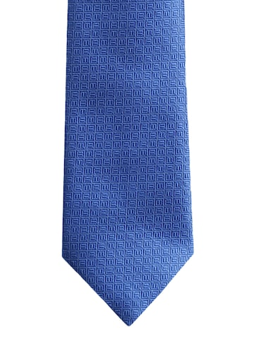 Alvaro Castagnino Blue Solid Skinny Tie Alvaro Castagnino Ties at myntra