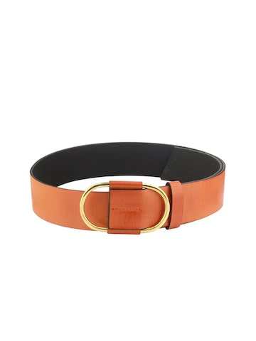 20Dresses Women Brown Solid Belt 20Dresses Belts at myntra