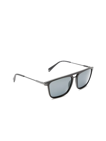 Polaroid Unisex Polarised Rectangle Sunglasses 2060/S 003 56M9 Polaroid Sunglasses at myntra